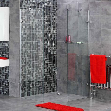 Badezimmer Fliesen Mosaik Grau by 25 Grey Wall Tiles For Bathroom Ideas And Pictures