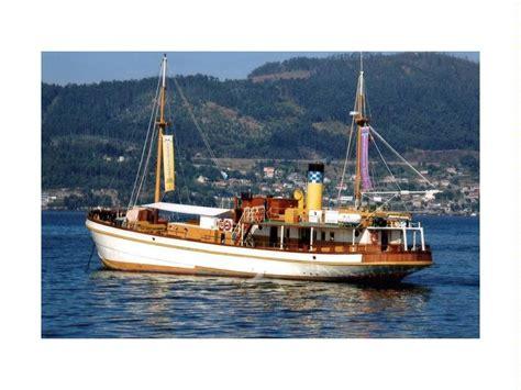 barco a vapor en viana do castelo barcos a motor de - Barco De Vapor Motor