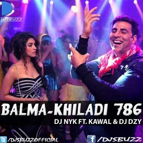 download mp3 dj nyk balma khiladi 786 funky tech house mix by dj nyk ft