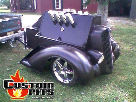 custom design photos custom pits fabrication