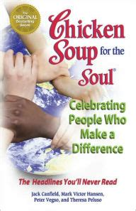 Novel Boxset Chicken Soup For The Soul Merajut Cinta Dan Cita chicken soup for the soul celebrating who make a difference the headlines you ll never