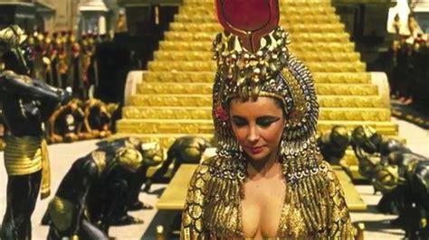 imagenes de reinas egipcias cleopatra reina de egipto 1 170 parte youtube
