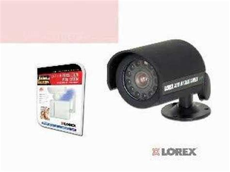 lorex video surveillance and security cameras www