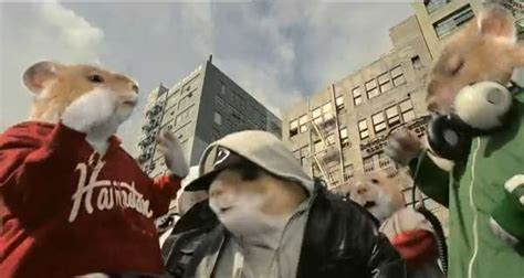 Kia Soul Hamster Commercial You Can Get With This Hip Hop Hamsters Kia Soul Rapping Hamsters
