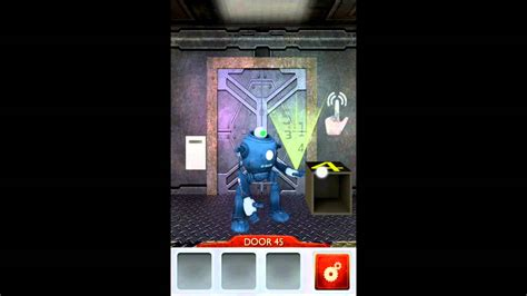 door 45 on 100 doors game 100 doors 2 level 45 walkthrough youtube