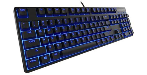Keyboard Steelseries Apex 100 steelseries apex 100 keyboard eb australia