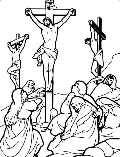 printable coloring pages for good friday 20 free printable good friday coloring pages