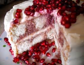 granatapfel kuchen pomegranate cake flickr photo