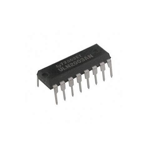 darlington transistor array wiki 1 99 darlington transistor array 5v input uln2003 arduino compatible tinkersphere