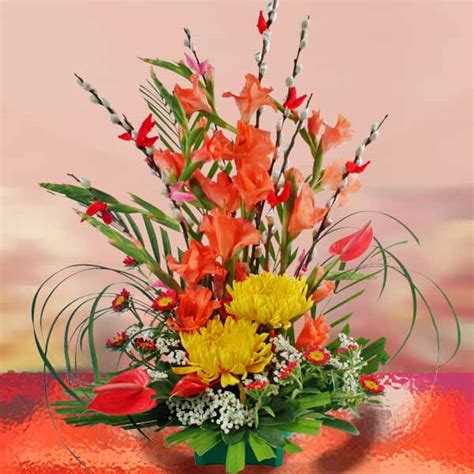 new year flower types to celebrate new year flower delivery in
