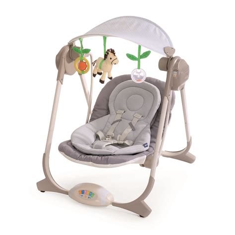 polly swing chicco chicco polly swing 2015 grey buy at kidsroom brand