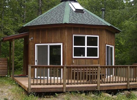 tiny house styles off grid wooden yurt style home tiny house listings