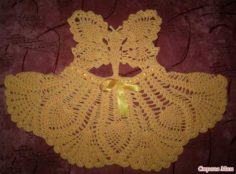 Bebek Mania mania de tricotar vestidinho borboleta em croch 234 p seu beb 234