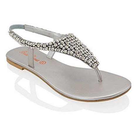 Dressy Flats For Wedding by Dressy Flat Sandals For Wedding Choozone