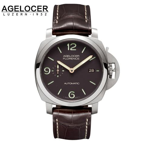 2016 swiss agelocer brand quality mechanical