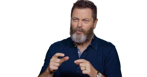 nick offerman drinking whiskey watch nick offerman reveal his first time drinking scotch