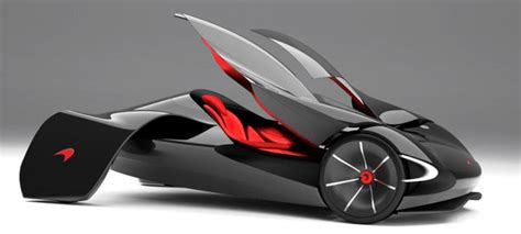 mclaren jetset  preview future minimalist supercar