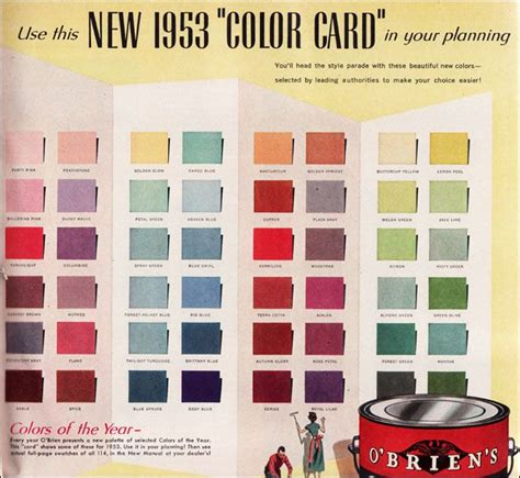 mid century color schemes mad for mid century august 2011 frightening how close