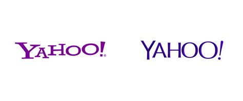 google testing new homepage design shows off flatter logo yahoo logo flat www imgkid com the image kid has it