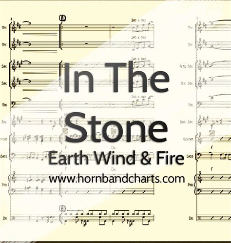 in the horn chart pdf horn band charts