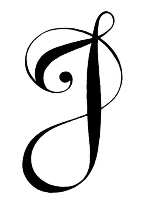 Modeles De Lettre Pour Tatouage Exemple Modele Lettre J Pour Tatouage