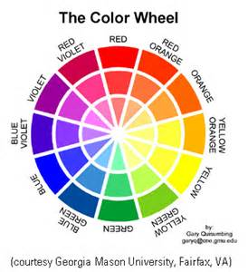 which statement about color theory is true combining the right colors for the right effect