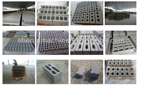 china shenta qtj4 40 concrete block making machine price