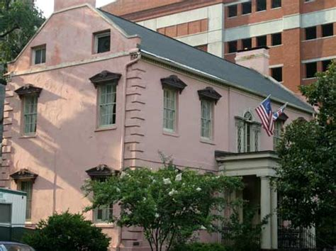 The Olde Pink House History by Haunted Houses Olde Pink House Hauntedhouses