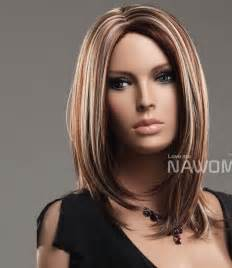 color hairstyles medium haircuts and color