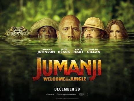 film feeder jumanji: welcome to the jungle (12a) film feeder
