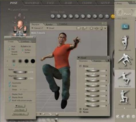 Create A Person Picture person 3d artificial humans for
