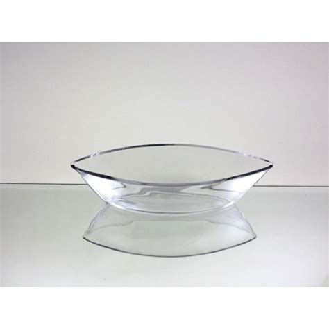 Wholesale Glass Vase Suppliers by 3 X 11 Clear Glass Boat Vase Bulk Of 30 11 12 Per
