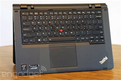 Lenovo Thinkpad Rif Ultrabook lenovo thinkpad review a if slightly heavy