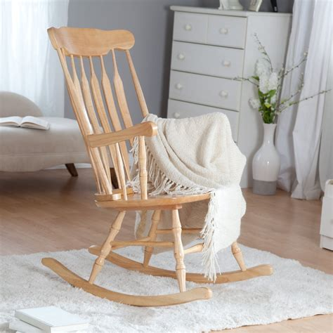 Wood Rocking Chairs For Nursery Nursery Rocking Chair For Added Comfort Furniture And Decors