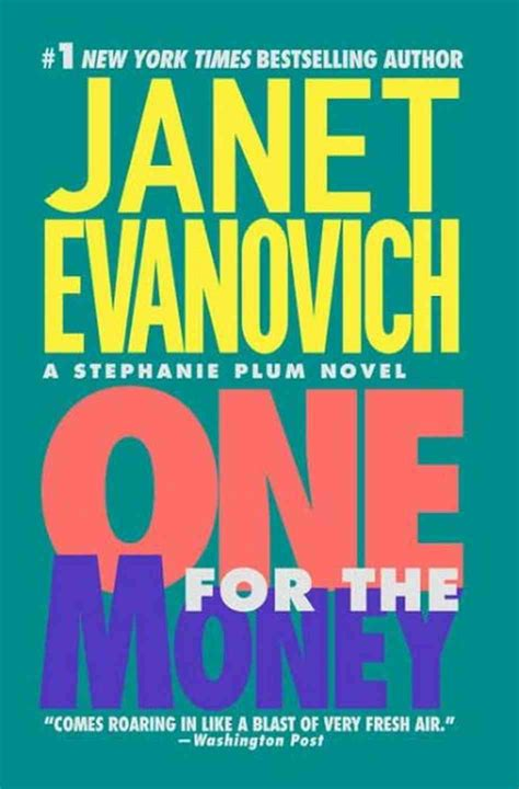 one for the money plum no 1 janet evanovich npr