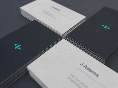 design inspiration gift cards 20 minimalistic business card designs for your inspiration