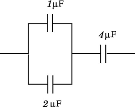 parallel capacitor equivalent exle 6 3 equivalent capacitance