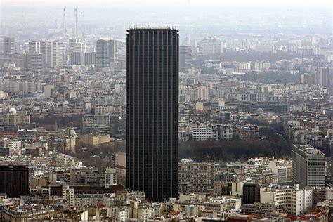 De Montparnasse Is Open In La by Un Concours D Architecture Lanc 233 Pour Transformer La Tour
