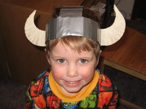 How To Make A Viking Hat Out Of Paper - bug boo and bean quot how to your quot birthday