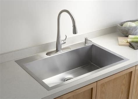Kohler Kitchen Sink   Traditional   Kitchen Sinks   denver   by PlumbingDepot.com