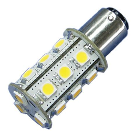Lu Led Dc 12 Volt 18x 5050 12v 24v tower led light bulb ba15s ba15d 1156