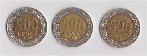 equivalencias de monedas extranjeras a mayo 2016 chile tendr 225 nuevos dise 241 os de monedas el 2017 el epicentro