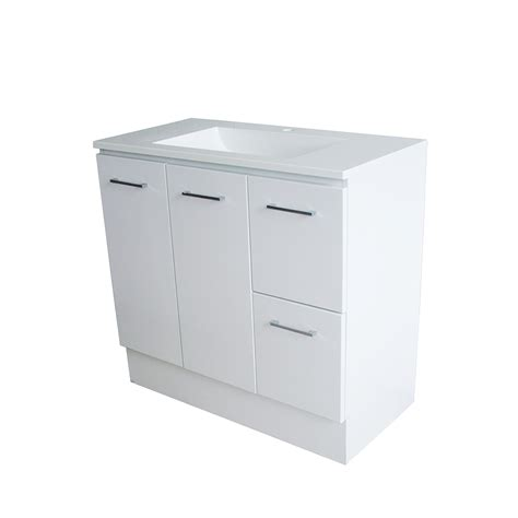 bathroom vanity bunnings estilo 900mm freestanding vanity bunnings warehouse