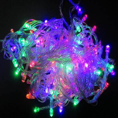 fairy string lights bedroom le christmas led solar flower fairy string lights ft also