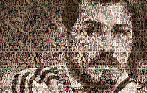 foto mozaik cara membuat foto mozaik dengan coreldraw situs aldie