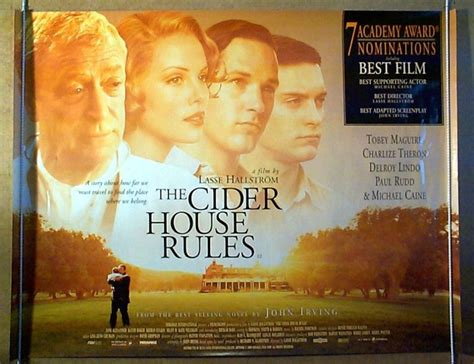 the cider house rules movie cider house rules the original cinema movie poster from pastposters com british