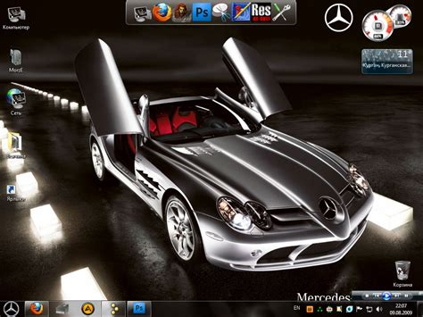 themes for windows 7 mercedes benz windows 7 mercedes theme by morzze on deviantart