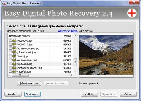programa para recuperar fotos borradas de camara digital 6 mejores programas de recuperaci 243 n de datos los6mejores