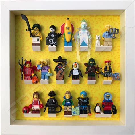 figure frame lego minifigures series 16 frame display model frame