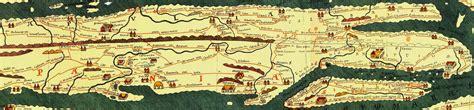tavola peutingeriana andria nel medioevo p barbangelo